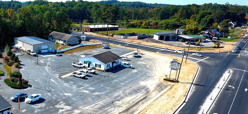 2 ACRES Prime Commercial Real Estate Randolph Co. Corner Mack Rd 49S