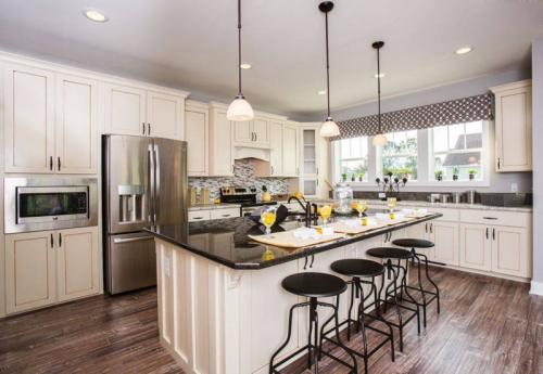 Customize Kitchen Modular Home